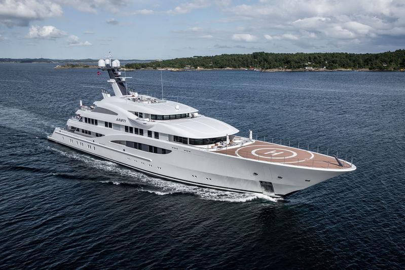 AMATASIA yacht Lürssen