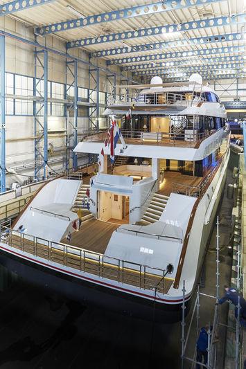 Vanish in Kaag Royal Van Lent shipyard