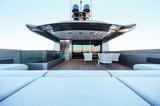 Silver Fast upper aft deck