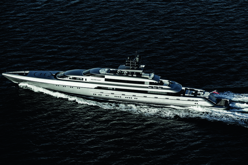 SILVER FAST yacht SilverYachts