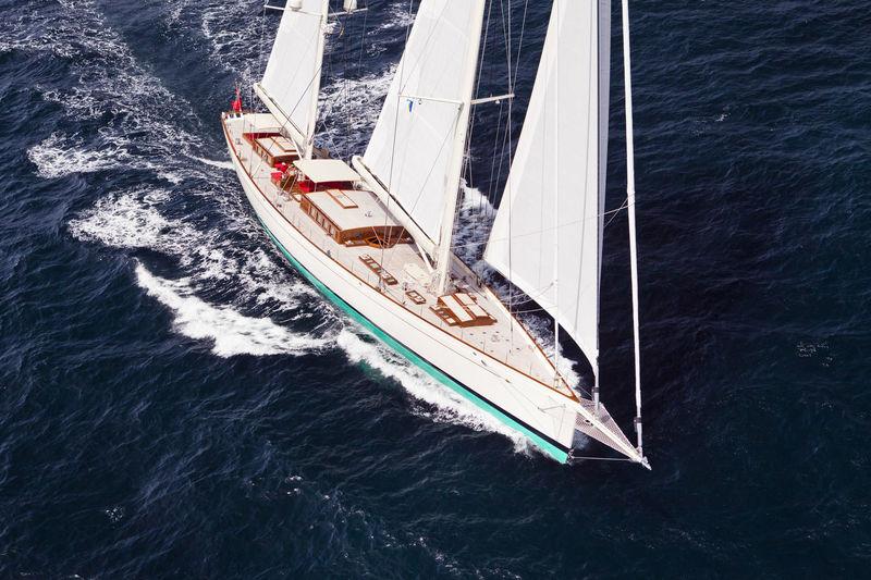 KAMAXITHA yacht Royal Huisman