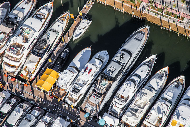 Miami Yacht Show 2018