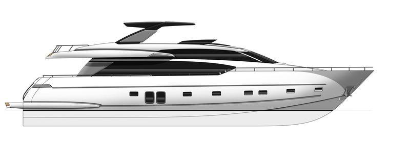 C DAZE yacht Sanlorenzo