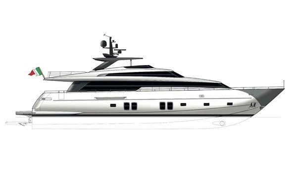 PAPELILLO yacht Sanlorenzo