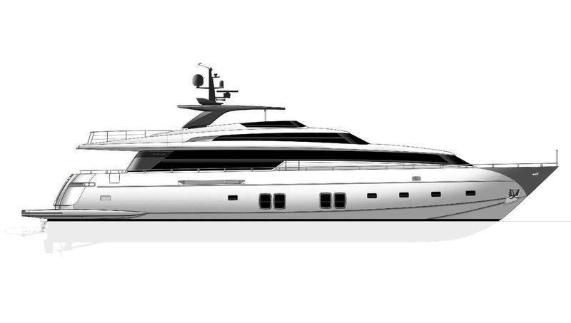 XWAVE yacht Sanlorenzo