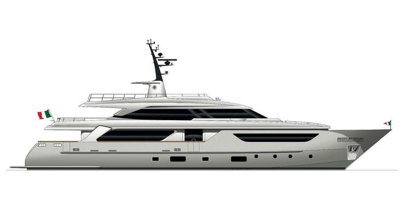 NORTH STAR yacht Sanlorenzo