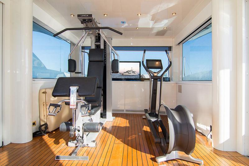 AE Cap d'Antibes gym