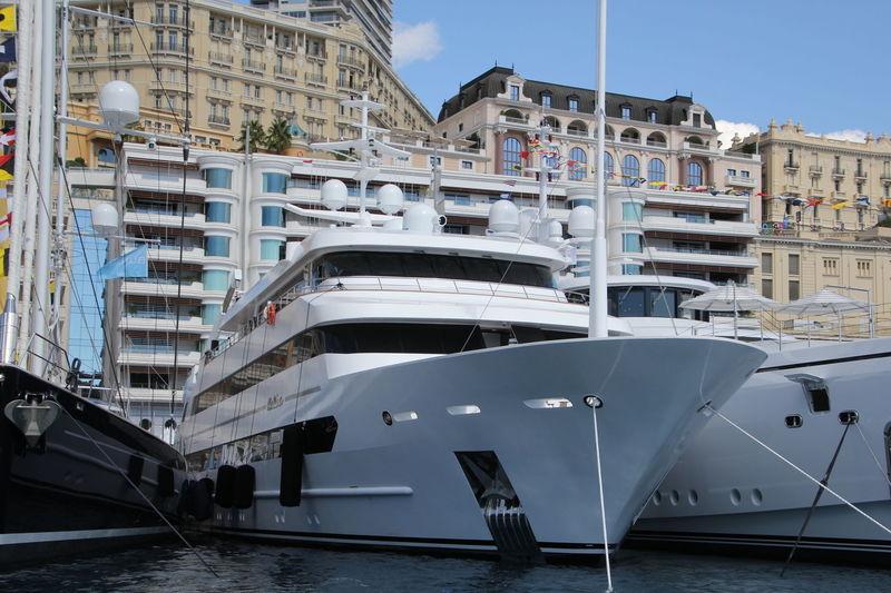 Katina in Monaco