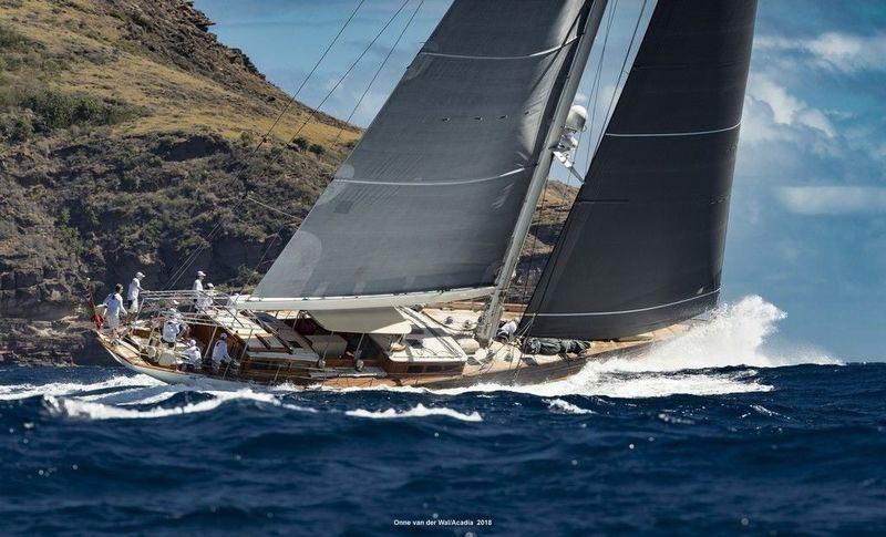 ACADIA yacht Claasen