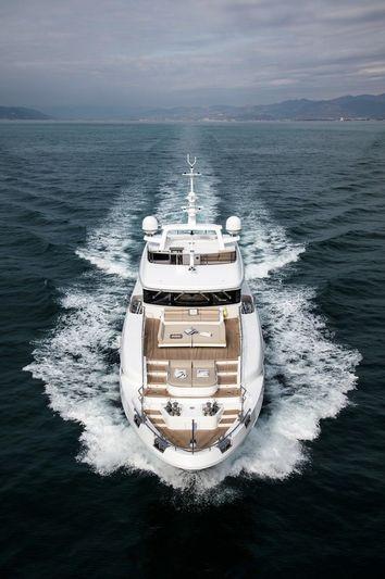 Christella II cruising