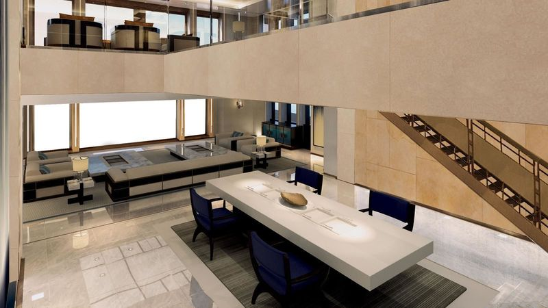Illusion Plus interior design