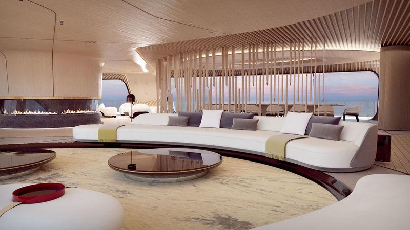 Tuhura interior design
