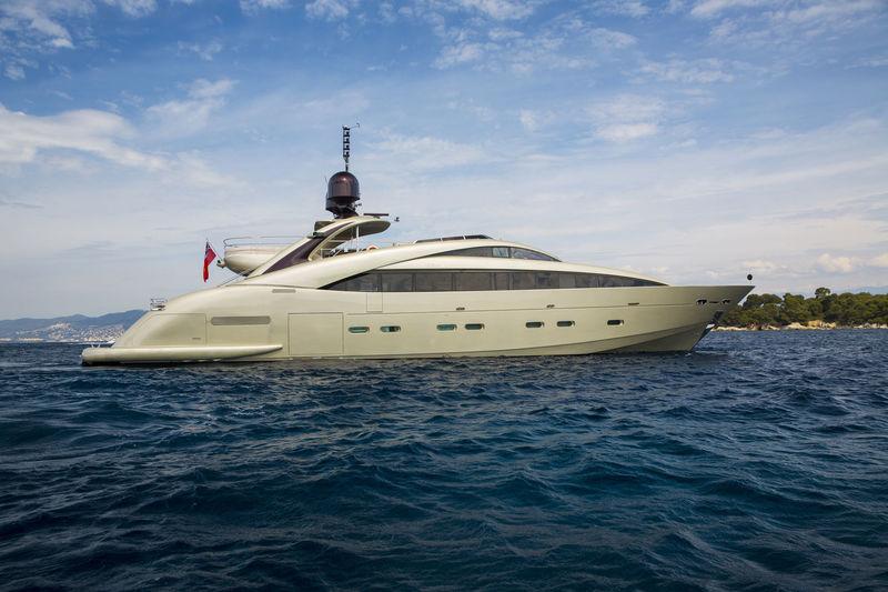 HOOLIGAN 2 yacht ISA