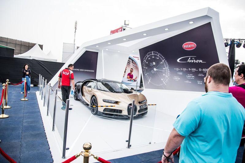 Dubai International Boat Show 2018 day 2