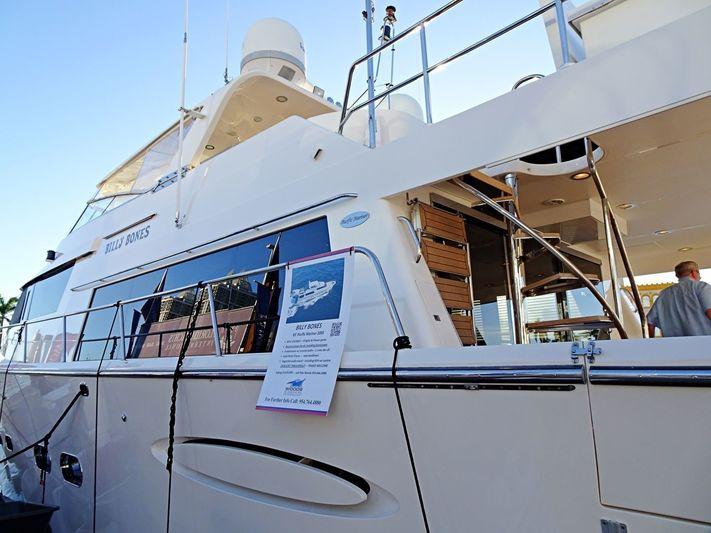 BILLY BONES yacht Pacific Mariner LLC.