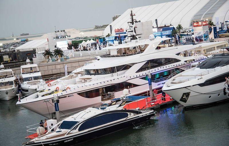 Dubai International Boat Show 2018 - Day 3