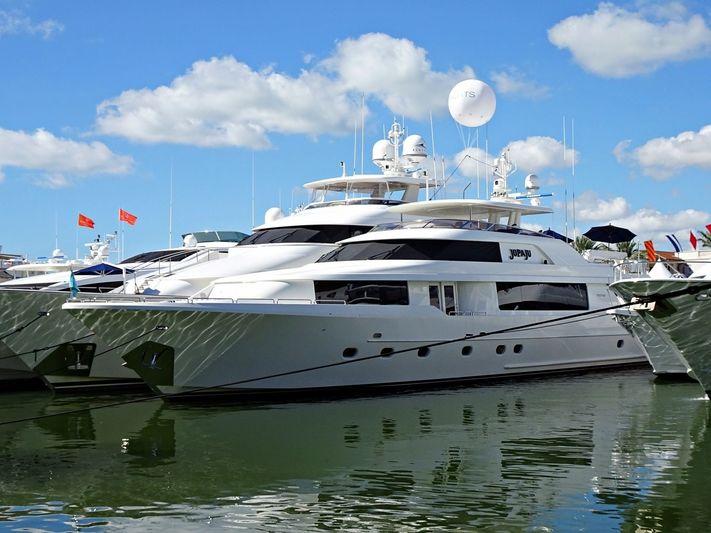 JOPAJU yacht Westport