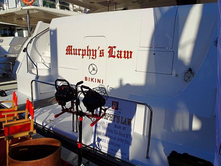 Murphy's Law in Miami Beach