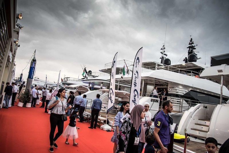 Dubai International Boat Show 2018- Day 4