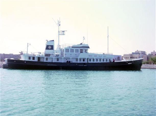 WELLESAND yacht Jadewerft