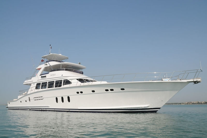 SEYA yacht Logos
