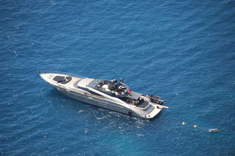 GRIFFIN yacht Palmer Johnson