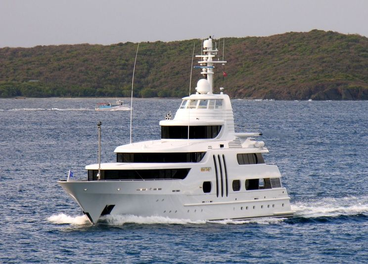 GALLANT LADY yacht Feadship