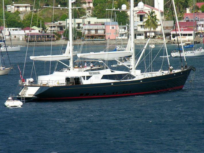DRUMBEAT yacht Alloy