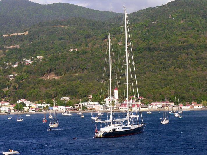 Drumbeat in the Caribbean