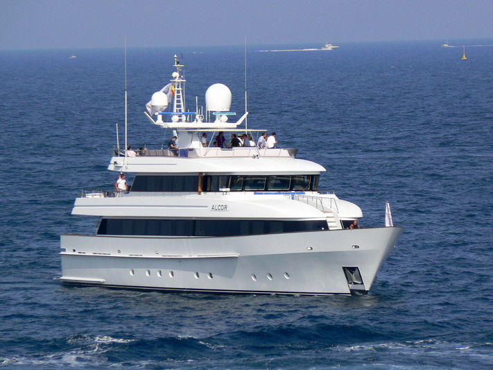 ALCOR yacht Heesen