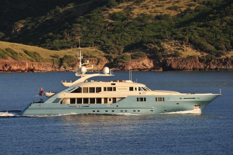 AQUAMARINA yacht ISA