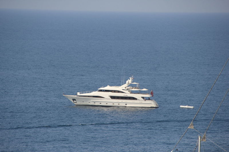 BLACK ROSE yacht Benetti