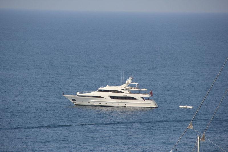 BLACK ROSE yacht Benetti