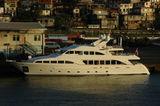 Bacchus Yacht Benetti