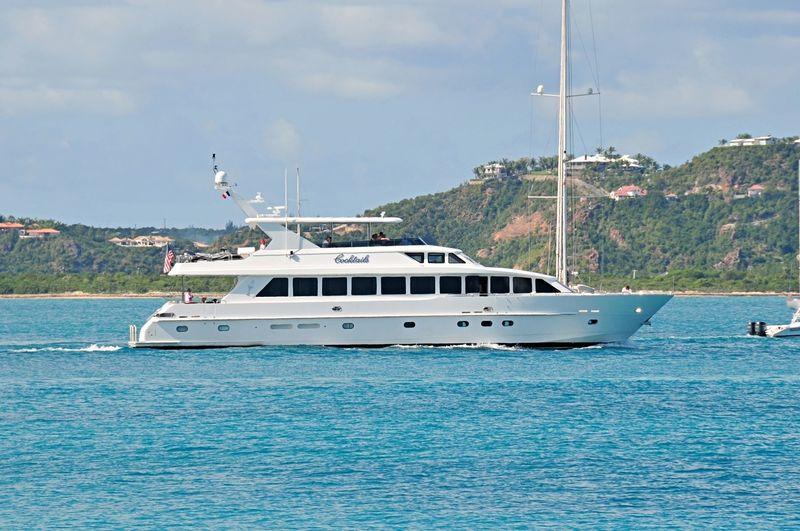 TUFF SHIP yacht Hargrave