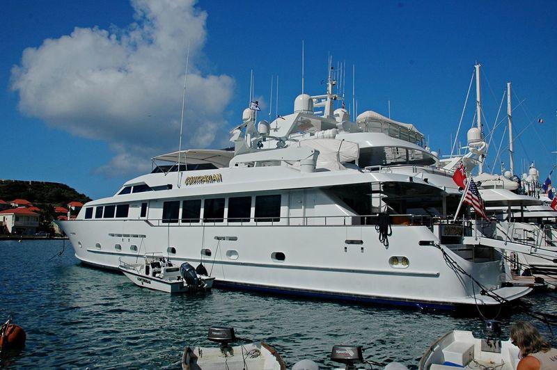 CONTRARIAN ROSE yacht Broward
