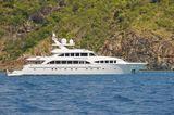 Tanzanite Yacht Westship