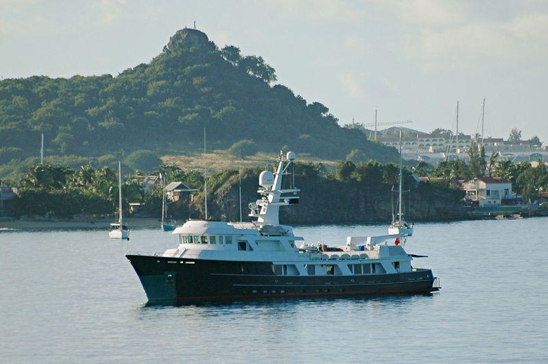 HURACAN yacht Delta Marine