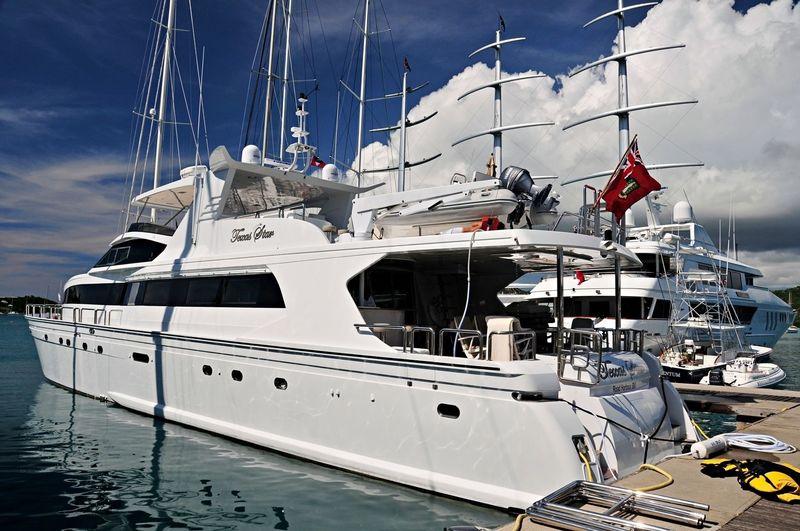 NEVER ENDING JOURNEY yacht Azimut