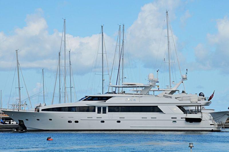 JOAN'S ARK yacht Crescent Custom