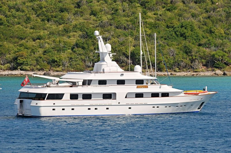 PREDICTION yacht Hakvoort