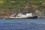 Sea Ranger Yacht 1,890 GT