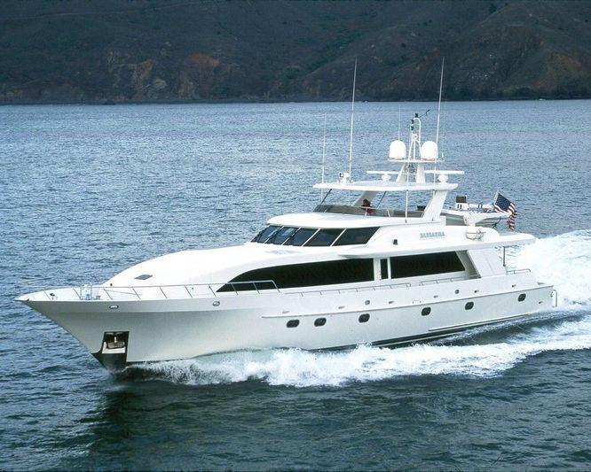 PIPELINER yacht Little Hoquiam
