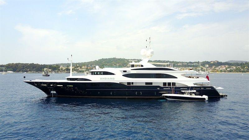 ANDIAMO yacht Benetti