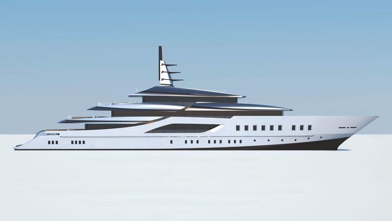 Tankoa  S801 project exterior design