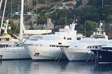 Tyndareo Yacht 1982