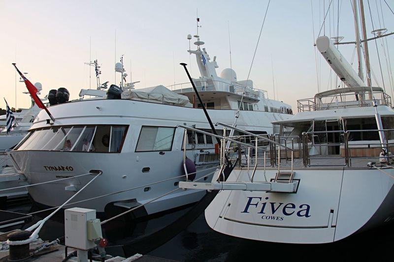 Tyndareo in Astir Marina