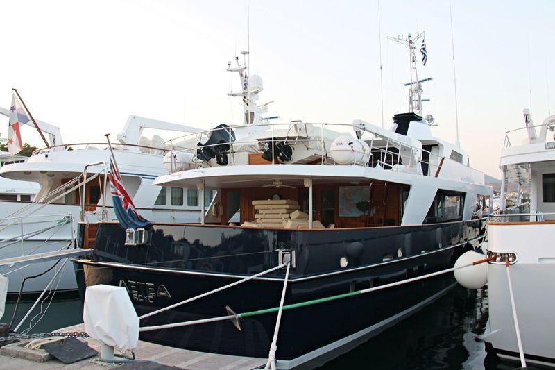 Aetea in Astir Marina