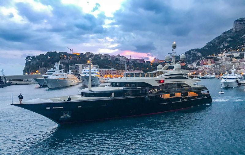 Bash in Monaco