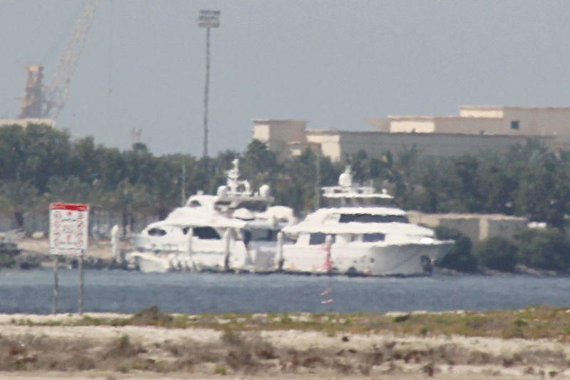 LADY WHITE yacht Gulf Craft